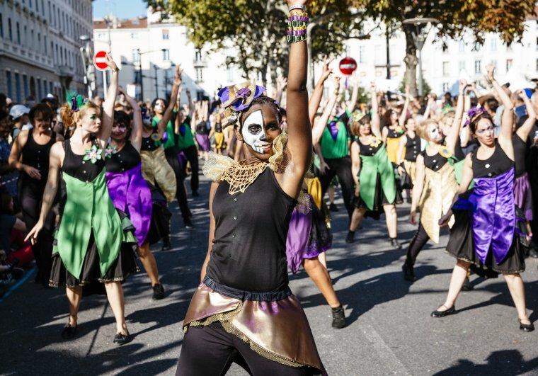 Peace Parade for the Lyon