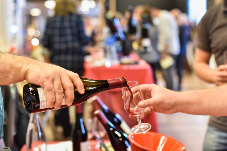 wines expo in lyon