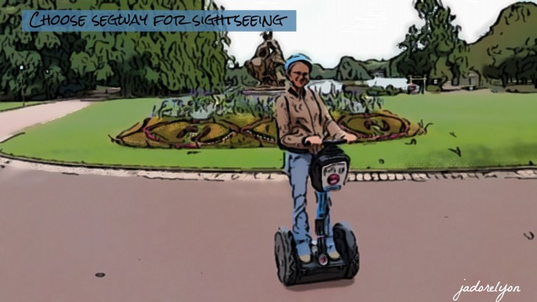 Choose segway