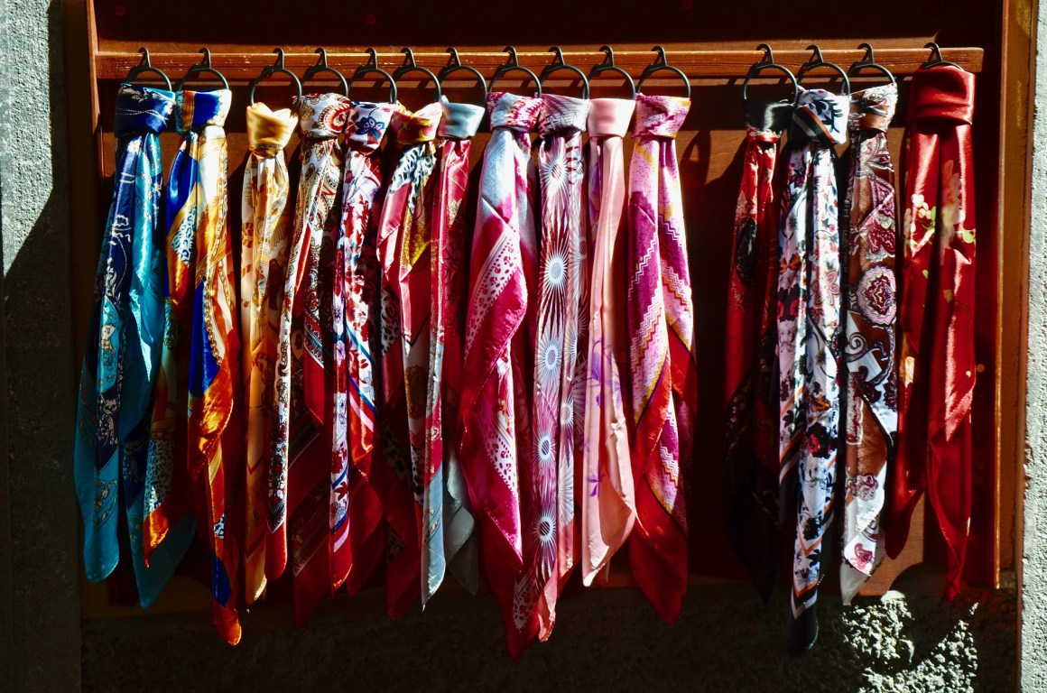 Silk market -