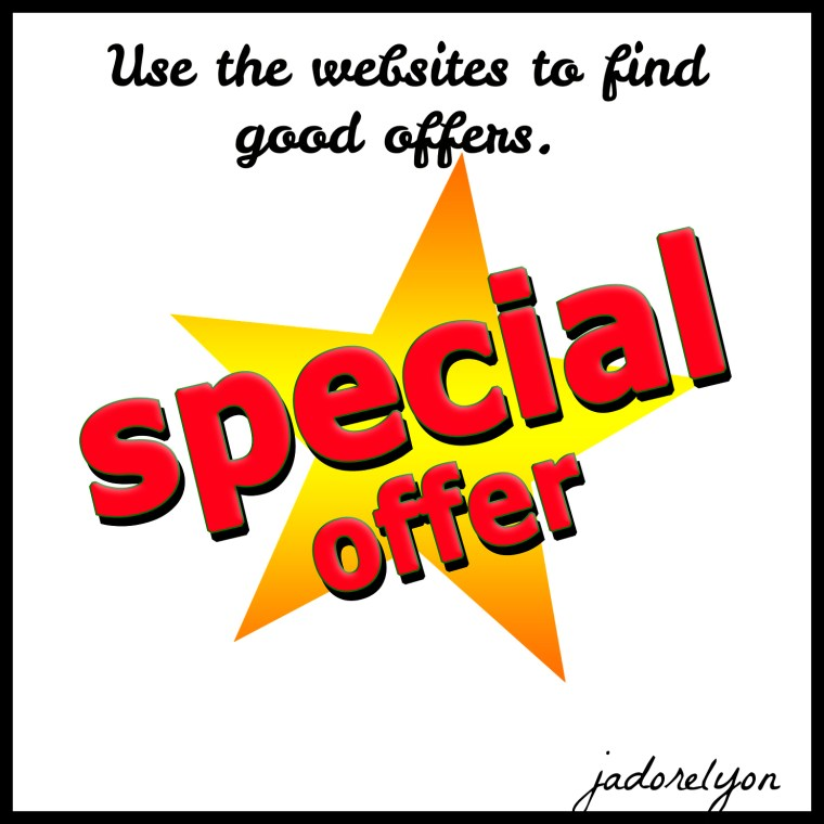 special offers website