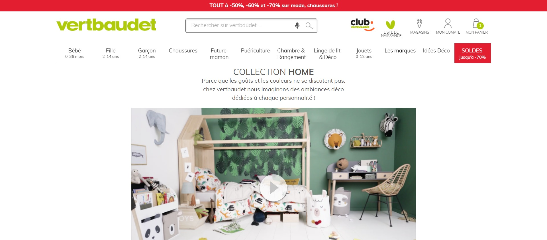 My Favourite Affordable French Shops for Baby