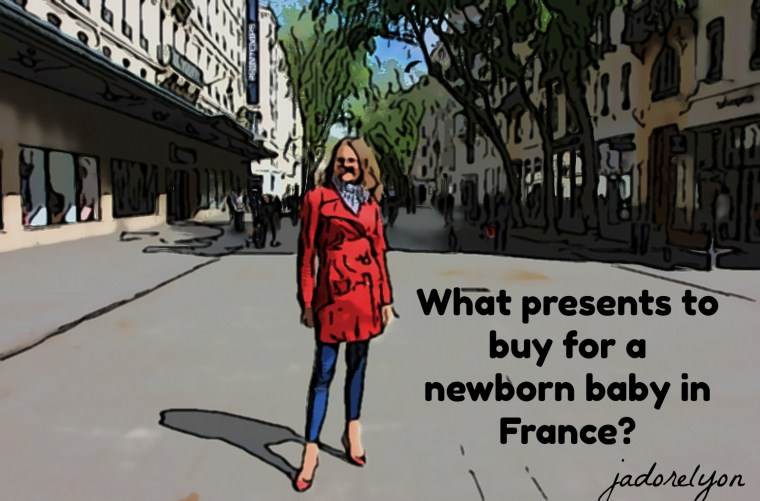 What presents to buy for a new born baby in France