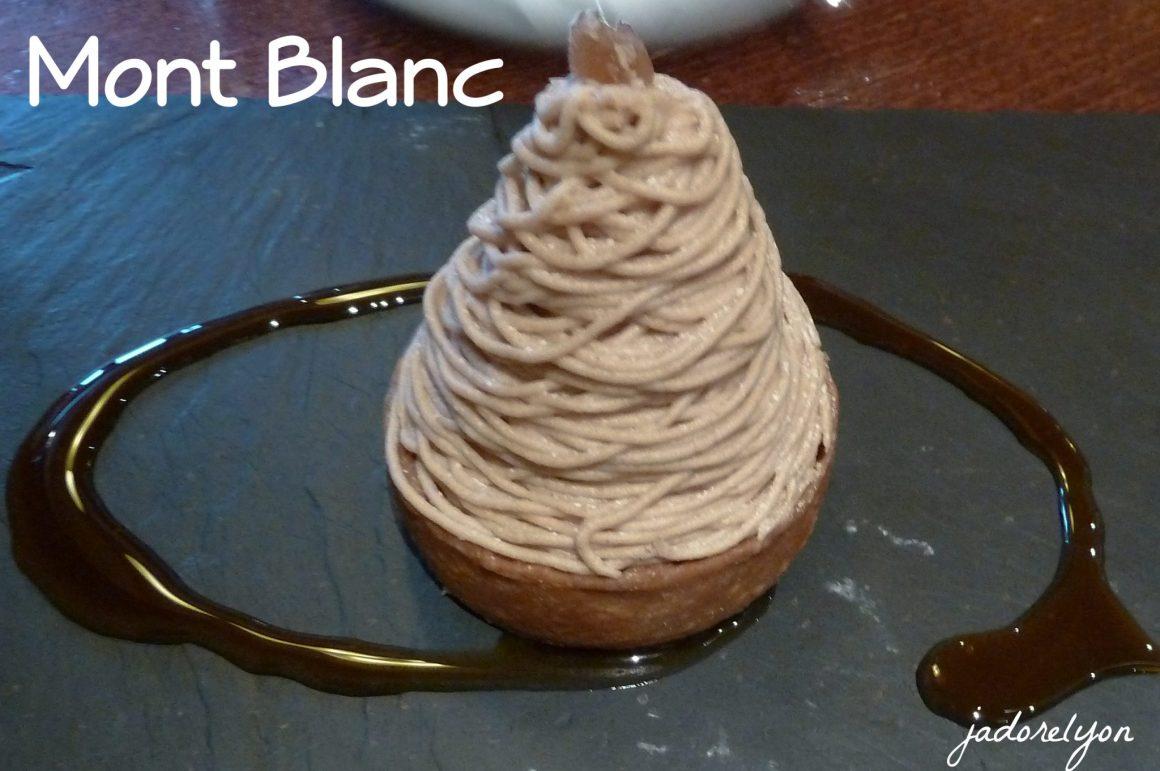 Mont Blanc .