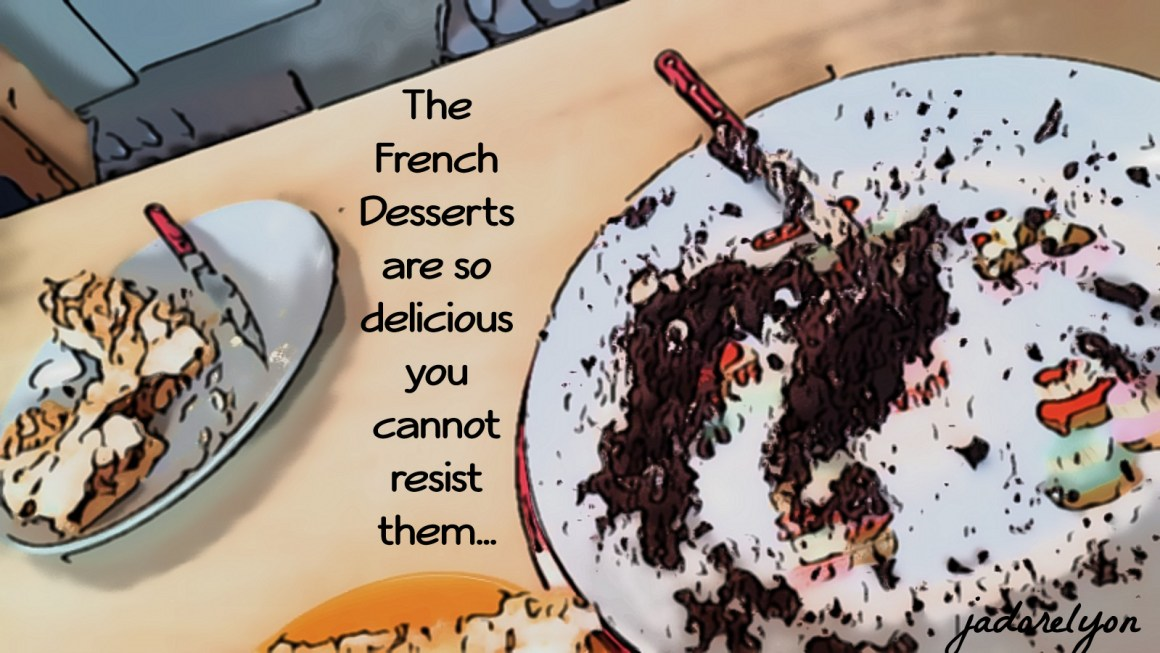 TOP 25 French Delicious Desserts To Taste In France.(1)