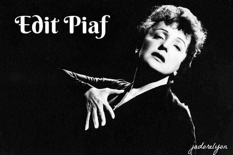 Edit Piaf.