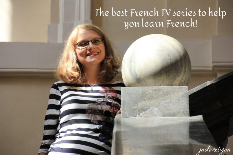 The best French TV series to help you learn French!