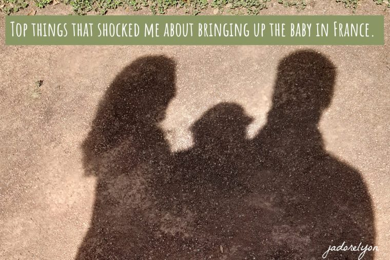 My list of top things that shocked me about having a baby in France.