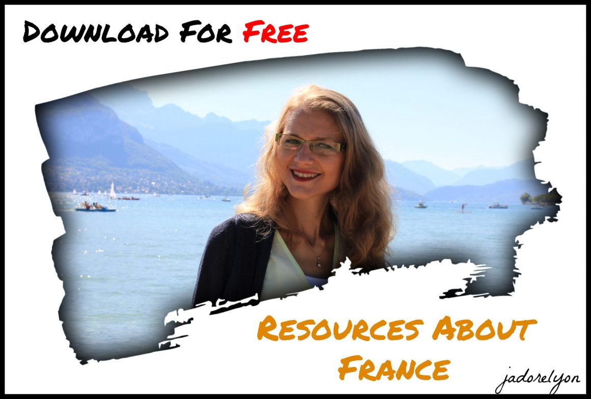 Download for free resources about France