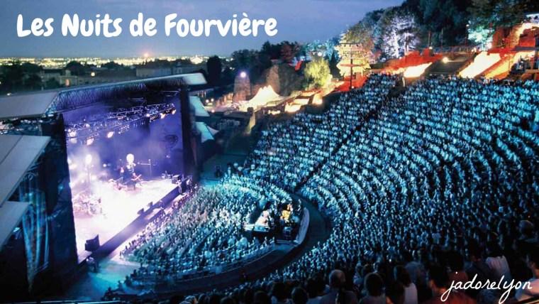 Les Nuits de Fourvière.(1)