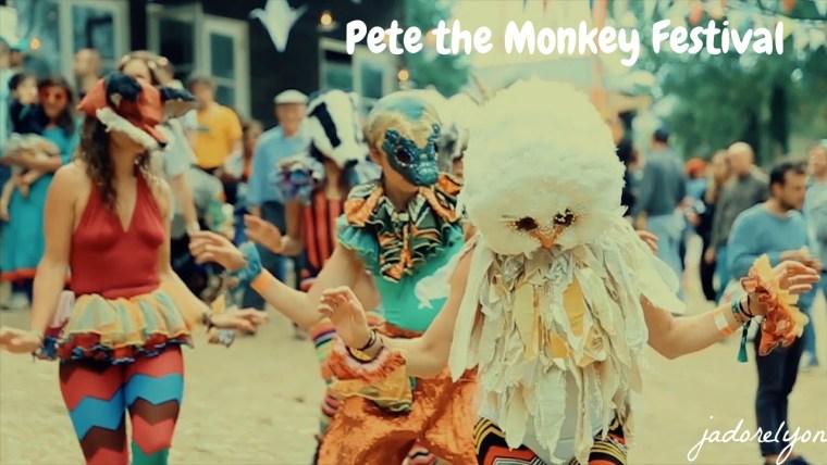 Pete the Monkey Festival.(