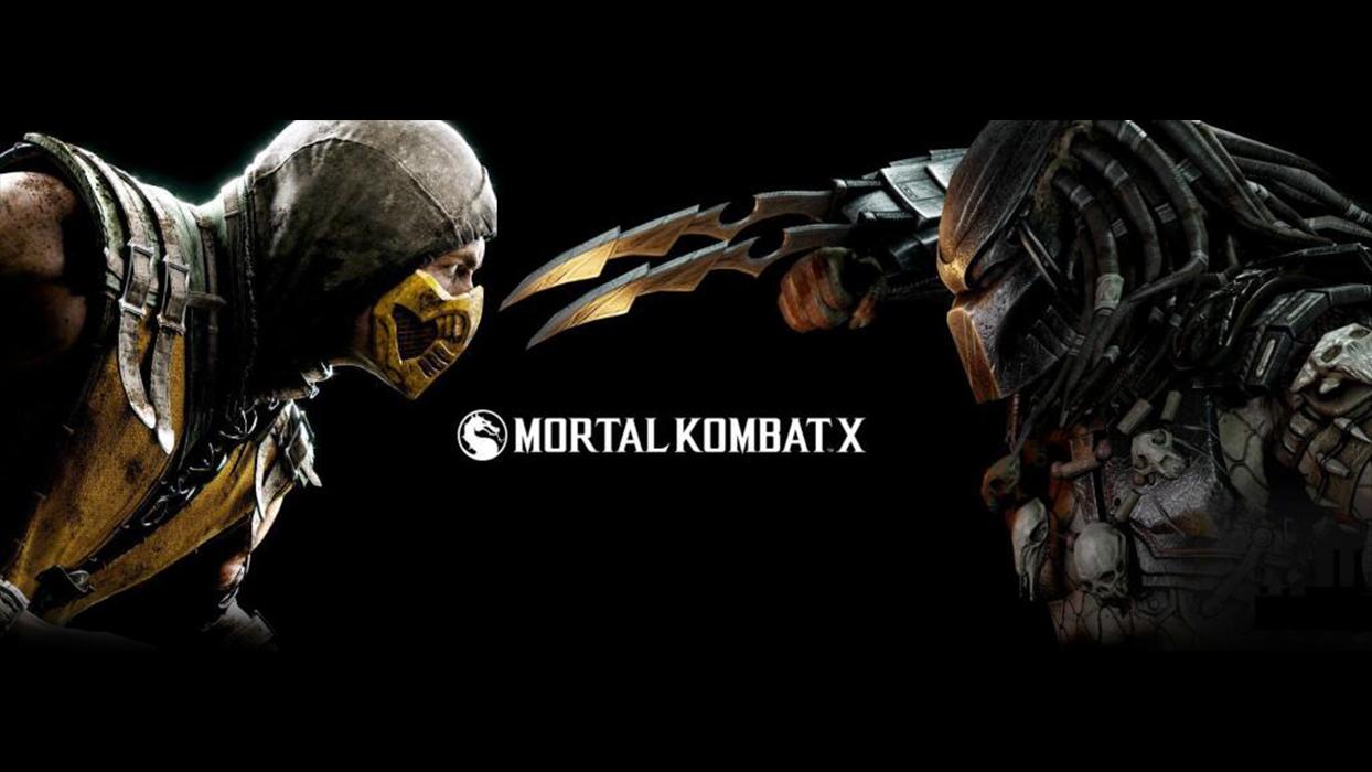 Mortal Kombat X Predator As Playable Character Confirmed Jadorendr