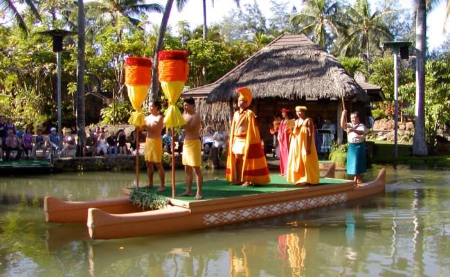 Groups Polynesian Cultural Village Oahu Hawaii J Adore