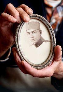 Еуген Паул преживео је рат и доживео дубоку старост Фото: Ненад Павловић / РАС Србија