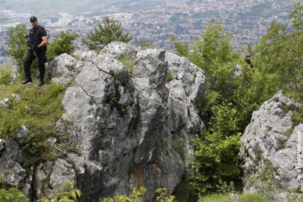 Место злочина над сарајевским Србима (архивска фотографија)