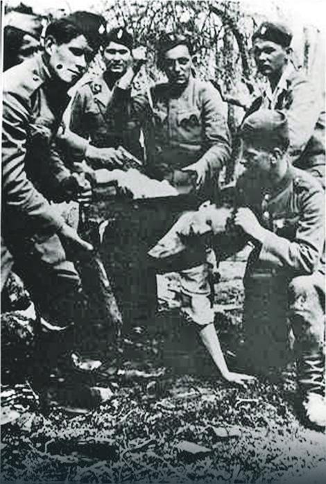 Децу су терали да гледају како усташе убијају и кољу Фото: Wikipedia