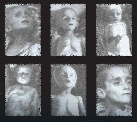 Многи су прве дане свог живота провели у Јасеновцу. И последње Фото: Министарство спољних послова Србије / Промо