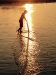 Sunset at Crane Beach, Ipswich MA