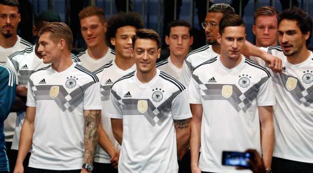 Jerman Juara Piala Dunia 2018