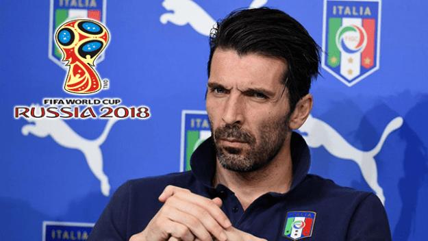 Akhir Karir Gianluigi Buffon Sebagai Kiper Timnas Italia