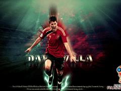 David Villa Masih Ingin Bermain Pada Piala Dunia 2018
