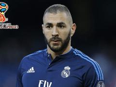 Karim Benzema Sebaiknya Lupakan Saja Tampil Piala Dunia 2018