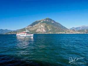 rejs jezioro Como