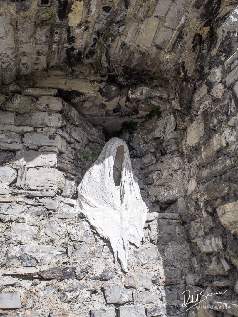 Zamek Vezio - kolejny duch
