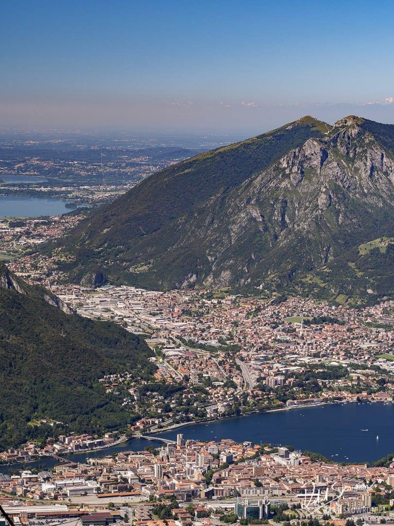 Lecco, jezioro Como
