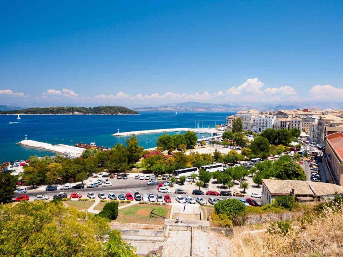 Green Bus Corfu - czyli jak podróżować po Korfu