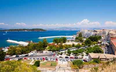 Green Bus Corfu – czyli jak podróżować po Korfu