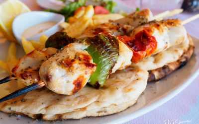 Pyszna kuchnia grecka – czyli co zjeść na Korfu