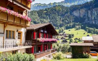 Z czym kojarzy się Szwajcaria?
