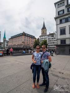 Jadziatravel w Zurychu
