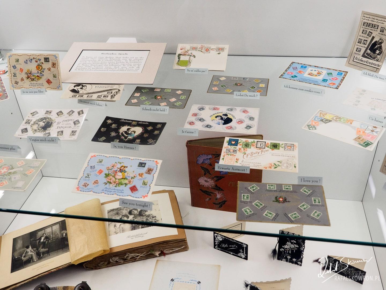 Briefmarkenmuseum Liechtenstein