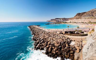 Gran Canaria – piękne plaże południa