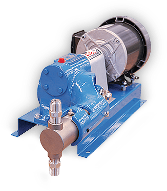 Packed Plunger Metering Pump