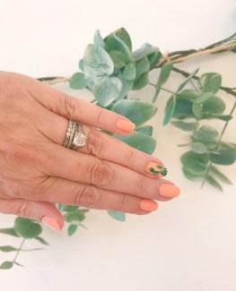 cactus mani olive and june 1