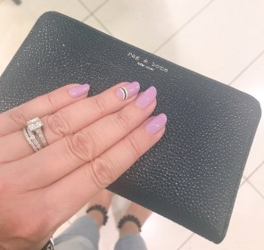 mani monday nail art rag & bone