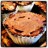 Vanilla Cupcake Chocolate Frostin