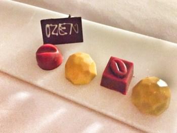 Flitterwochen Malediven: Schokolade auf dem Zimmer