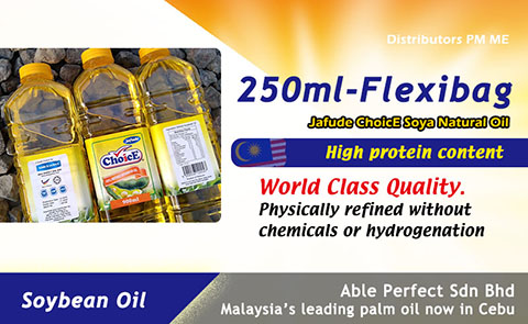 Soybean Oil Suppliers in Philippines