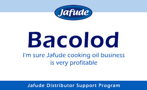 palm cooking oil supplier Bacolod