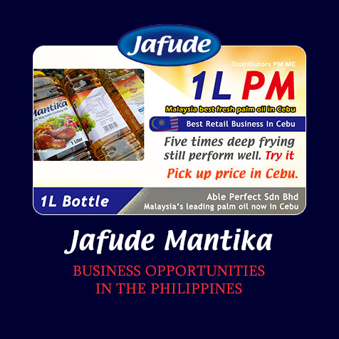 Best Selling Jafude Mantika Cooking Oil Philippines, Retail sales Cooking Oil