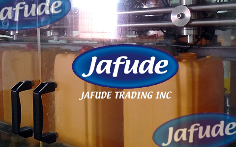 jafude mantika cooking oil packing machine in the philippines