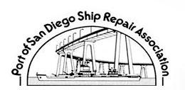 Port of San Diego Ship Repair Association Logo