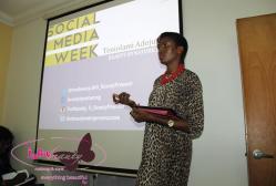 one of the very insightful facilitators,Teniola of BBN