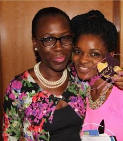 Tara and Jagabeauty PR Strategist, Rema Ezeka