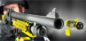 Stun Gun Shooter (Wireless)