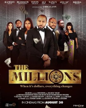 Nollywood movie: The Millions